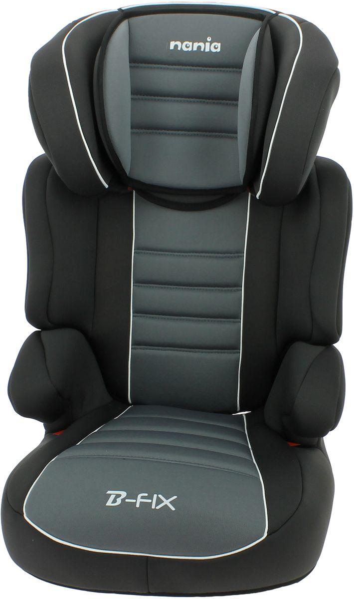 Nania Автокресло Befix SP LX от 15 до 36 кг цвет темно-серый черный