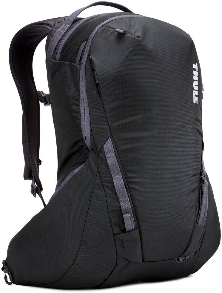 Рюкзак горнолыжный Thule Upslope, цвет: темно-серый, 20 л67742Thule Upslope - рюкзак для катания вне трасс с легким доступом к снаряжению без необходимости снимать рюкзак.Доступ к снаряжению в основном отделении без необходимости снимать рюкзак благодаря молнии, которая идет вокруг всего рюкзака.Три варианта доступа к снаряжению: традиционный доступ сверху, доступ сбоку при перекидывании рюкзака на грудь и доступ в основное отделение, когда рюкзак на спине.Разнообразные варианты переноски, в том числе диагональная переноска лыж и горизонтальная или вертикальная переноска сноуборда.Нижняя петля на креплении для лыж и сноубордов для быстрой регулировки по ширине лыж, сноубордов и необходимых в пути предметов, чтобы они ни за что не цеплялись.Изолированный гидратационный рукав, предотвращающий замерзание шланга.Защитный карман для очков с мягкой флисовой подкладкой.Убирающаяся (чтобы ни за что не цеплялась) петля для ледоруба.Боковой карман на молнии для легких закусок, солнцезащитного средства и других мелких предметов.Внутренняя компрессия стягивает груз, чтобы снаряжение не болталось по всему рюкзаку.