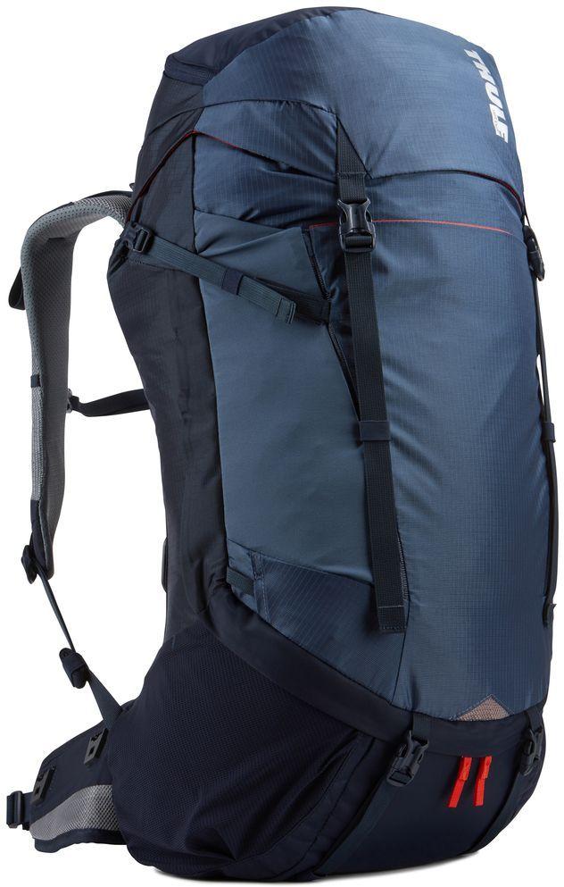 Рюкзак туристический мужской Thule Capstone, цвет: синий, 40 л223201Рюкзак туристический мужской Thule Capstone с объемом 40 л идеален для однодневного пешего похода или непродолжительного похода легкого уровня.Имеет полностью регулируемую подвеску, воздухопроницаемую заднюю панель и вшитый дождевой чехол.Система крепления MicroAdjust позволяет отрегулировать ремень для торса на 10 см при надетом рюкзаке, чтобы добиться идеальной посадки.Сеточная задняя панель натягивается, обеспечивая превосходную воздухопроницаемость и позволяя вам не потеть и оставаться сухим в пути.Яркая съемная накидка от дождя обеспечивает сухость ваших принадлежностей во время ливнейРегулируемый поясной ремень совместим со взаимозаменяемыми аксессуарами VersaClick (продаются отдельно).С помощью держателя палок VersaClick, входящего в комплект поставки, можно удобно закрепить треккинговые палки на поясном ремне, не снимая рюкзак.Небольшие принадлежности можно хранить в карманах на молнии в верхнем клапане и в поясном ремне.Доступ к содержимому сверху, снизу и сбоку упрощает загрузку и разгрузку рюкзака и позволяет легко найти нужную вещь во время пути.Эластичный карман Shove-it Pocket обеспечивает быстрый доступ к часто используемым предметамМожно легко переместить снаряжение в переднюю часть рюкзака с помощью ремешка, продетого сквозь прочную петлю.Задние крепления для треккинговых палок и ледоруба можно убрать, если они не используются.