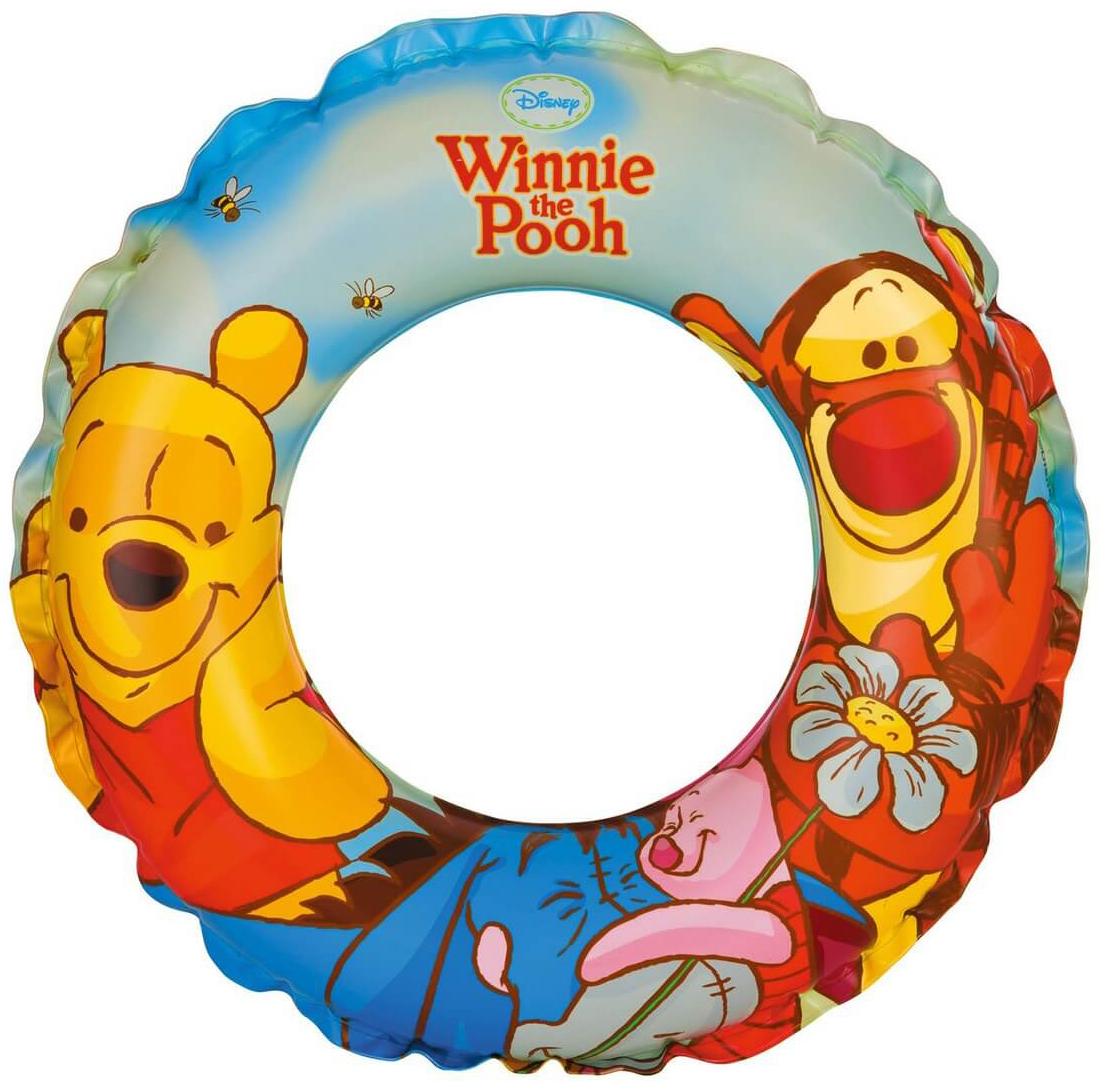 Надувной круг