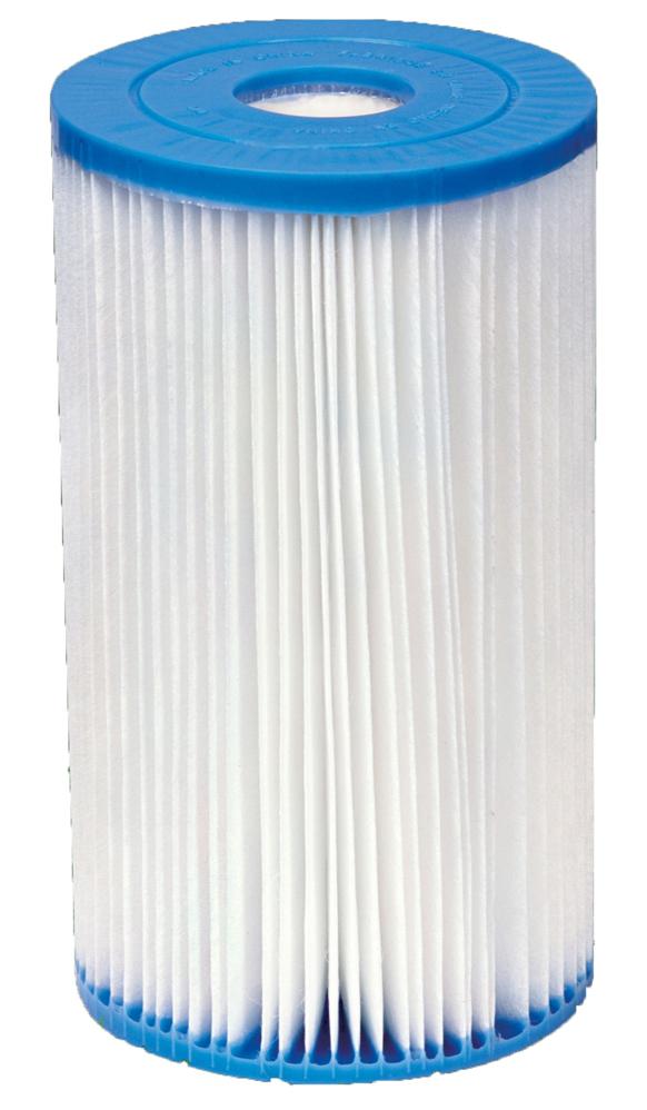 Фильтр-картридж для насоса Intex, для 56633, 56634. с5990509840-20.000.00Фильтр-картридж для насоса Intex (Интекс) используется в фильтрующих насосах для очистки воды в бассейнах INTEX 56633, INTEX 28634/56634, INTEX 54611, INTEX 54612, диаметр которых составляет от 7 метров. Меняется по мере загрязнённости. Замена не вызовет у Вас затруднений. Для высокого качества воды картриджи необходимо менять один раз в месяц.тип картриджа: B