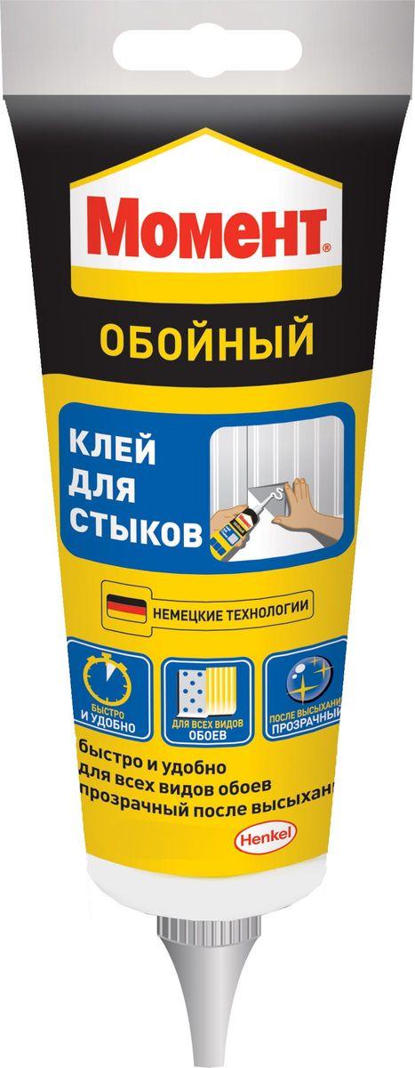 Клей обойный Момент, для стыков и подклейки, 120 г1874354Клей обойный Момент предназначен для подклеивания стыков обоев. Изделие подходит для всех видов обоев.