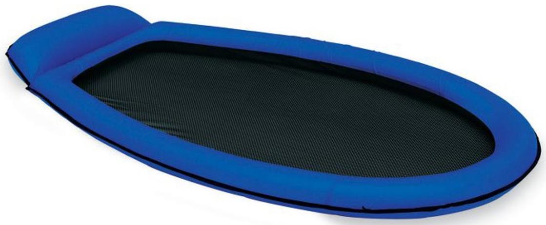 Надувной матрас-сетка Intex, цвет: синий, 178 х 94 см. с58836с58894надувной матрас-сетка 178х94см.