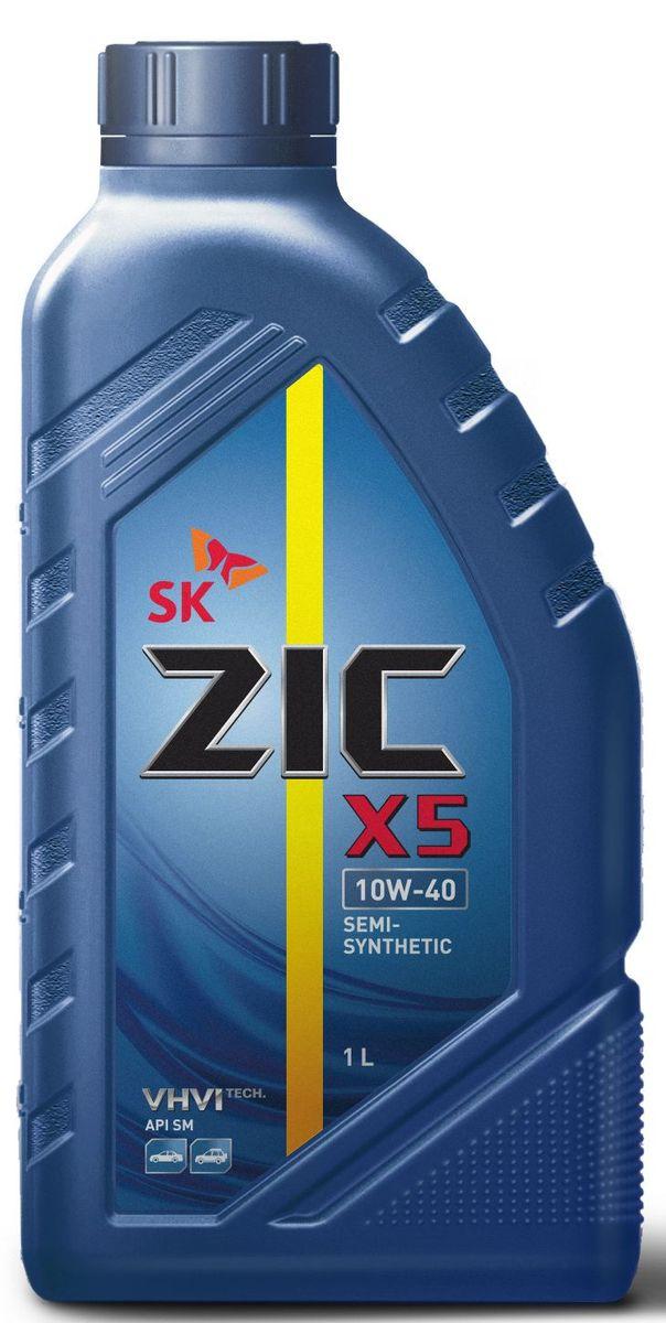 Масло моторное ZIC X5, полусинтетическое, класс вязкости 10W-40, API SM, 1 л. 132622S03301004Всесезонное полусинтетическое моторное масло ZIC X5 предназначено для бензиновых двигателей и обеспечивает надежную защиту. Изготовлено на основе базового масла YUBASE и сбалансированного пакета современных присадок. Плотность при 15°C: 0,8466 г/см3.Температура вспышки: 240°С. Температура застывания: -40°С.Индекс вязкости: 170.