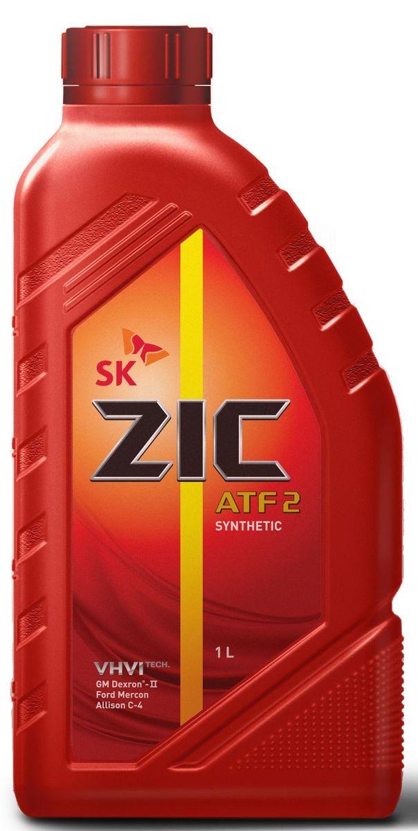 Масло трансмиссионное ZIС ATF 2, 1 л. 132623S03301004ZIС ATF 2 - высококачественная синтетическая жидкость для автоматических трансмиссий, произведенная на основе базового масла YUBASE и сбалансированного пакета присадок от ведущего мирового производителя. Плотность при 15°C: 0,8432 г/см3.Температура вспышки: 226°С. Температура застывания: -47,5°С.Индекс вязкости: 168.