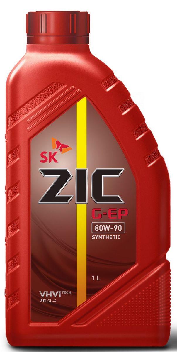 Масло трансмиссионное ZIС G-EP,классвязкости80W-90,APIGL-4, 1 л. 132625