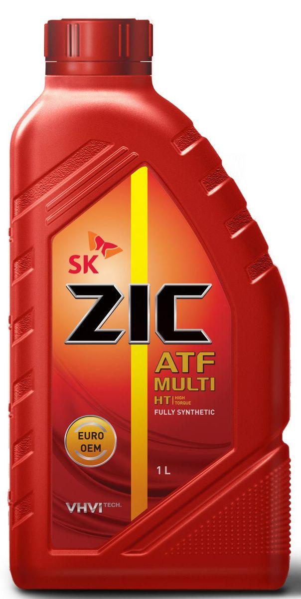 Масло трансмиссионное ZIС ATF Multi HT, 1 л. 132664