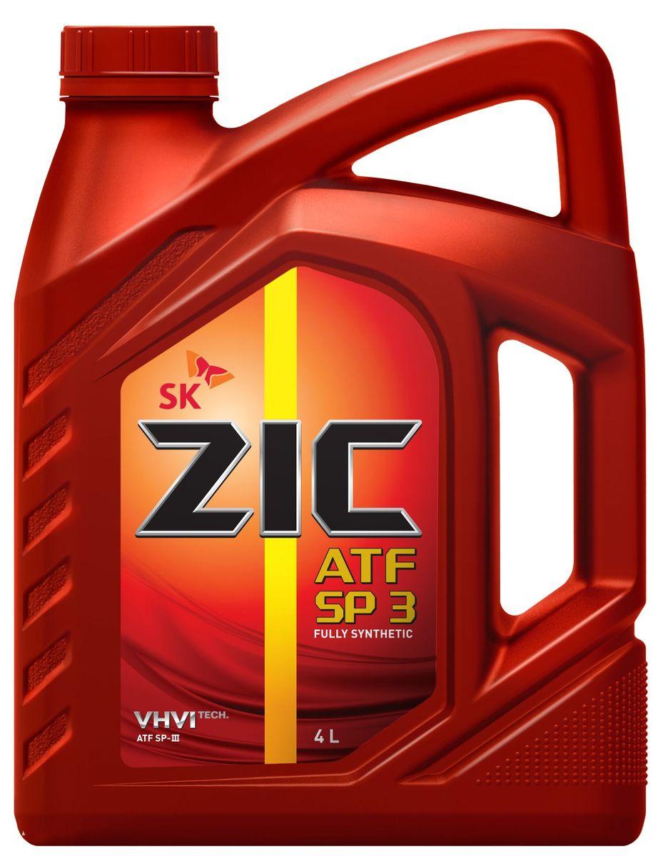 Масло трансмиссионное ZIС ATF SP 3, 4 л. 162627531-125ZIС ATF SP 3 - полностью синтетическое трансмиссионное масло для 4- и 5-ступенчатых автоматических коробок передач Mitsubishi, Hyundai и KIA. Является маслом первой заливки на заводах Hyundai и KIA.Плотность при 15°C: 0,8499 г/см3.Температура вспышки: 204°С. Температура застывания: -52,5°С.Индекс вязкости: 181.