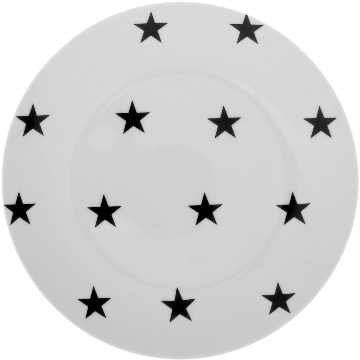 Тарелка мелкая Сотвори чудо My Little Star Sans Brides , диаметр 20 см54 009312Хотите обновить интерьер кухни или гостиной? Устраиваете необычную фотосессию или тематический праздник? А может, просто ищете подарок для близкого человека? Посуда Сотвори Чудо — правильный выбор в любой ситуации. Тарелка Сотвори Чудо, изготовленная из изящного фаянса нежного сливочного цвета, оформлена оригинальным рисунком со стойкой краской. Пригодна для посудомоечной машины.