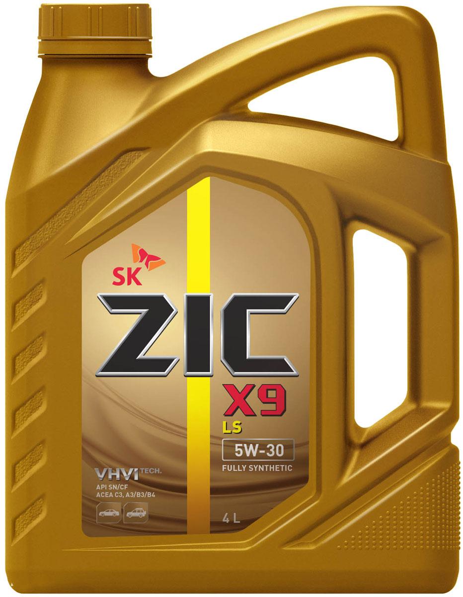 Масло моторное ZIC X9 LS, синтетическое, класс вязкости 5W-30, API SN/CF, 4 л. 162608162608ZIC X9 LS - полностью синтетическое моторное масло премиум-класса, изготовленное по технологии Low SAPS (пониженное содержание сульфатной золы, фосфора и серы), что обеспечивает дополнительную защиту дизельного сажевого фильтра и каталитического нейтрализатора выхлопных газов. Создано на основе самых современных технологий в области смазочных материалов, благодаря чему оно обладает исключительными противоизносными свойствами и экологичностью.Плотность при 15°C: 0,8524 г/см3.Температура вспышки: 216°С. Температура застывания: -37,5°С.Индекс вязкости: 173.