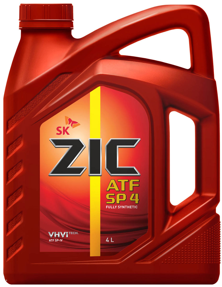 Масло трансмиссионное ZIС ATF SP 4, 4 л. 162646 double collar designed jacket earthy size l