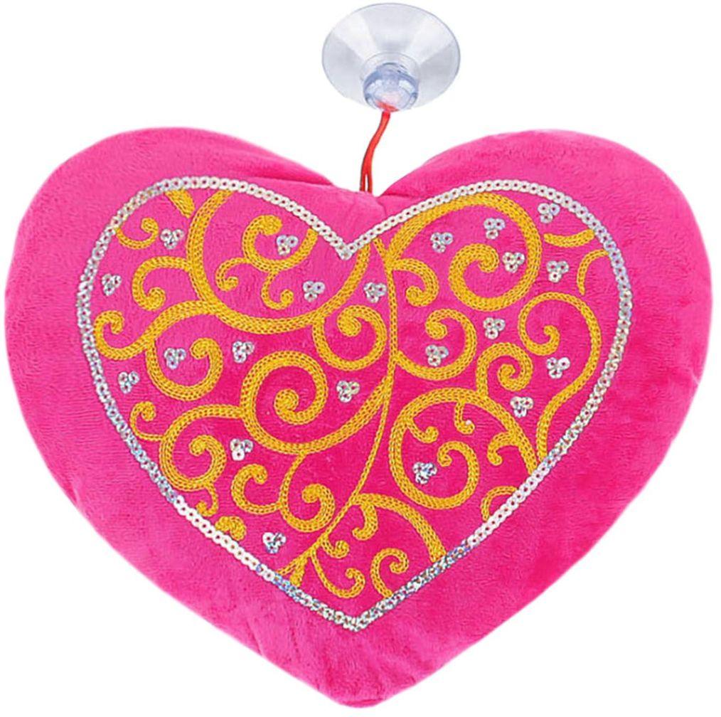 Sima-land Мягкая игрушка Сердце с узором 309577 sima land мягкая игрушка сердце 309576