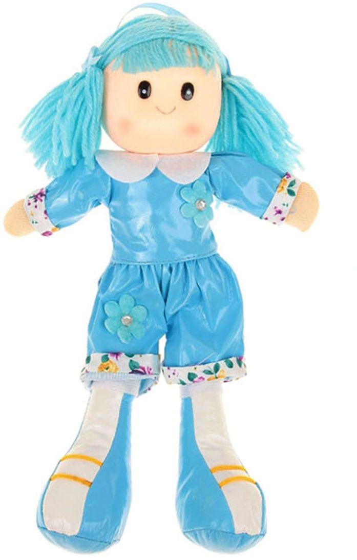 Sima-land Мягкая кукла цвет одежды голубой sima land мягкая игрушка сердце 309576