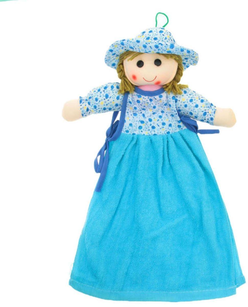 Sima-land Мягкая кукла Ксюша с полотенцем 911468