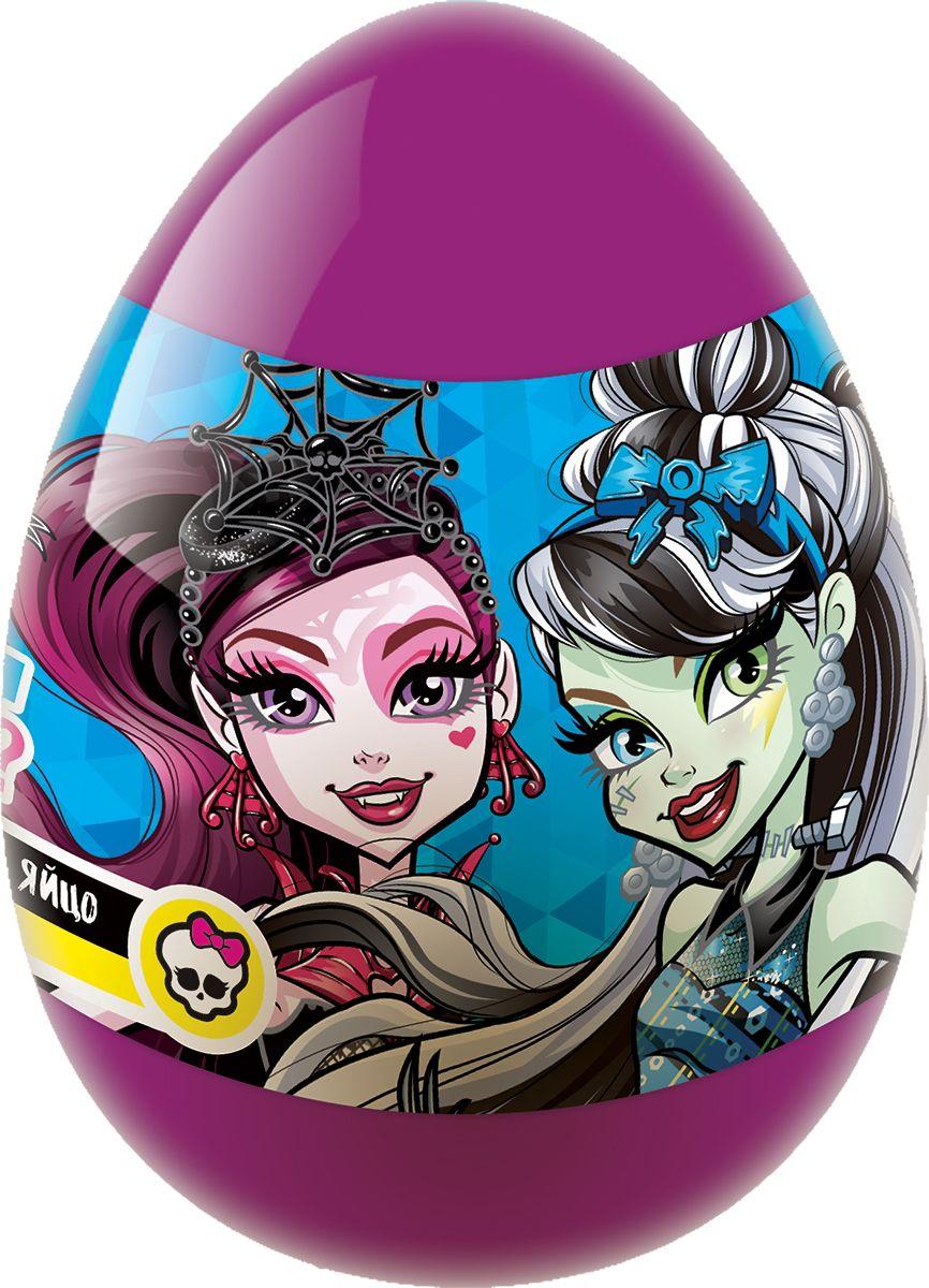 Monster High фруктовое драже с украшением, 20 г0120710В красивой упаковке с символикой Monster High ваш ребёнок найдёт для себя очень полезные и вкусные штуки. Разноцветные драже в форме черепа - услада для вкуса. Каждая девочка сладкоежка и модница от природы, поэтому этот набор идеален в качестве презента любой маленькой моднице, которая играет в куклы Монстр Хай.