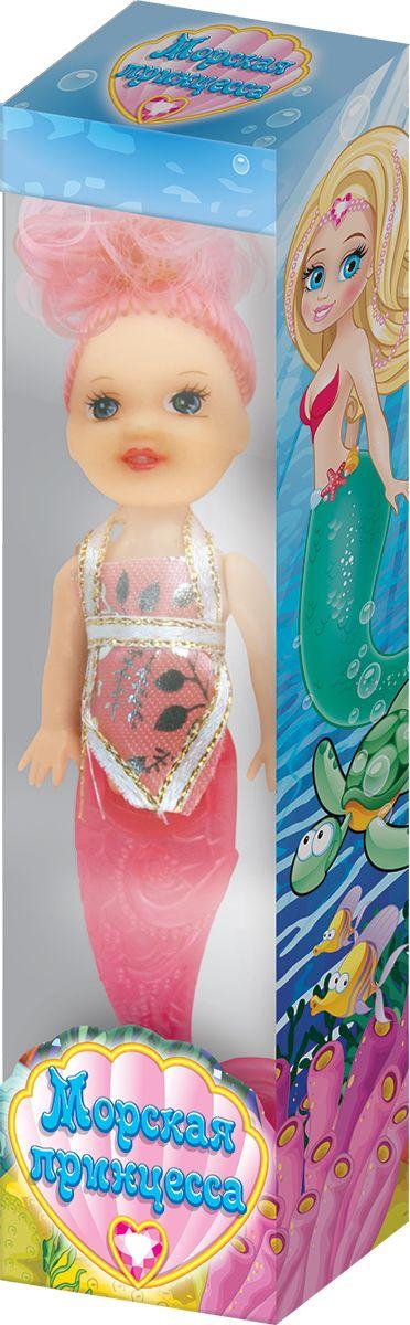Очаровашка Морская фея фруктовый мармелад с игрушкой, 10 г0120710Кукла-русалочка, высотой 12 см, весом 5 г, драже в прозрачном герметичном пакетике в коробочке с окошком.