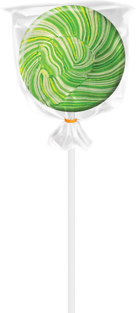 Конфитрейд Sweet Bar фруктовая карамель на палочке, 15 шт по 40 г0120710Карамель на палочке леденцовая фигурная на палочке Спираль со вкусом фруктового ассорти.