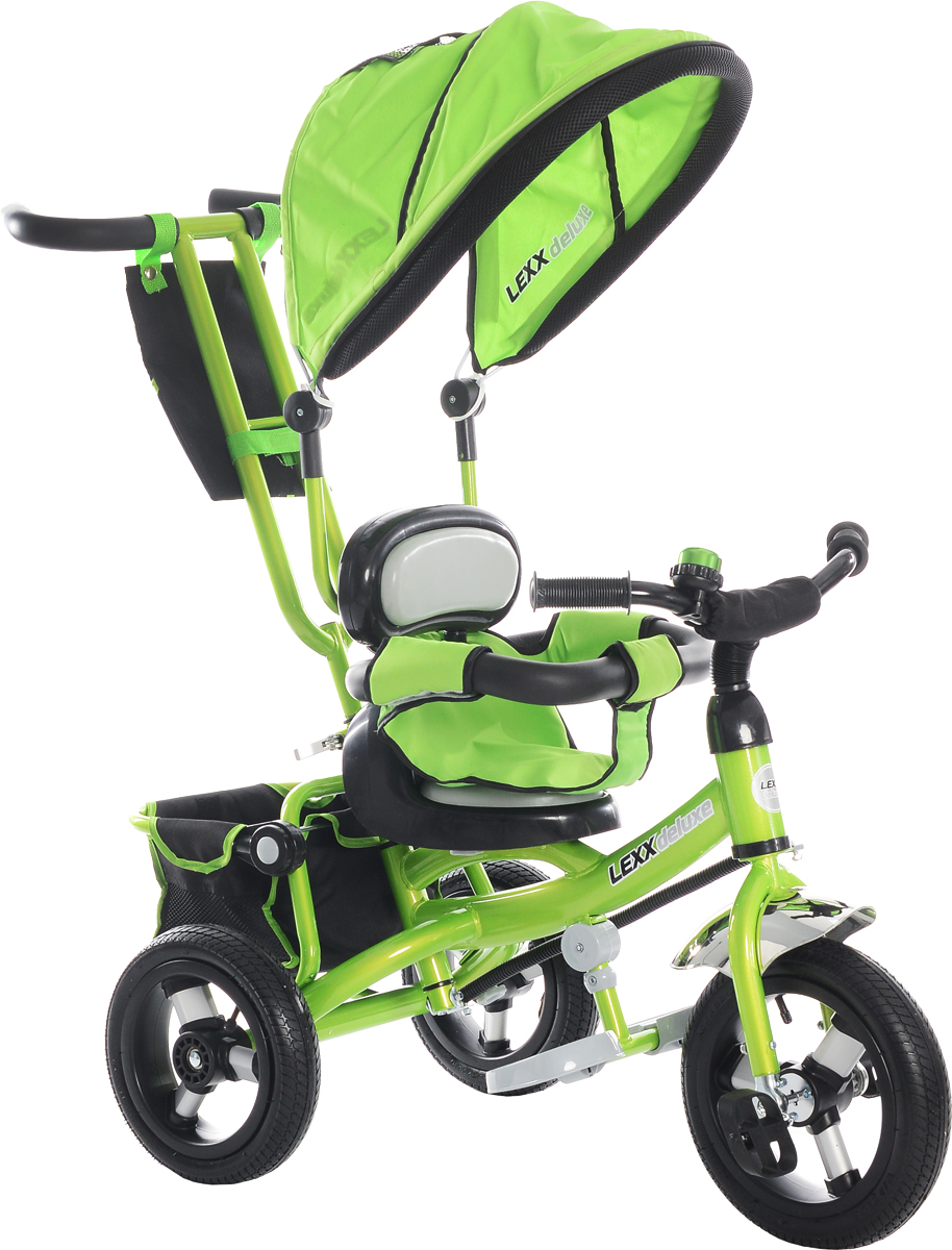 GT Велосипед-каталка GT7964 Lexx Deluxe цвет зеленый -  Велосипеды-каталки