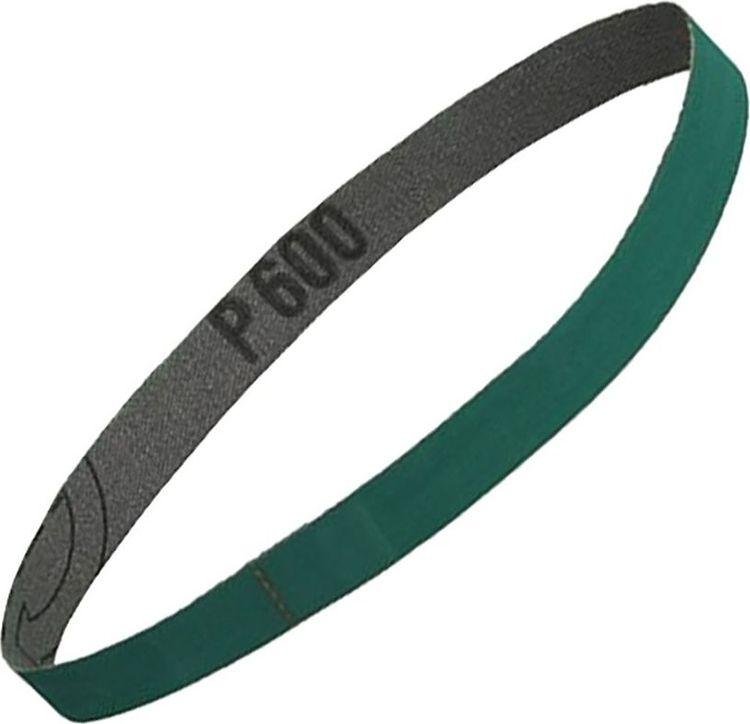 Ремень сменный Work Sharp Aluminum Oxide-P6400, для электроточилки WSKTSDR/PP0002456Work Sharp DR/PP0002456 – абразивный ремень на электроточилку WSKTS.Ремень из оксида алюминия имеет зернистость 600 грит, предназначен для заточки ножей, лезвие которых по краям имеет незначительные дефекты.Также может использоваться для затачивания ножниц.
