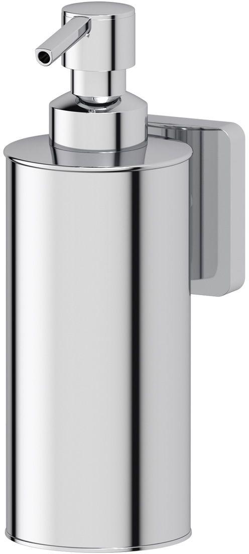 Емкость для жидкого мыла Ellux Avantgarde, цвет: хром. AVA 010М 2581-ДАксессуары торговой марки Ellux производятся на заводе ELLUX Gluck s.r.o., имеющем 20-летний опыт работы. Предприятие расположено в Злинском крае, исторически знаменитом своим промышленным потенциалом. Компоненты из всемирно известного богемского хрусталя выгодно дополняют серии аксессуаров. Широкий ассортимент, разнообразие форм, высочайшее качество исполнения и техническое?совершенство продукции отвечают самым высоким требованиям. Продукция завода Ellux представлена на российском рынке уже более 10 лет и за это время успела завоевать заслуженную популярность у покупателей, отдающих предпочтение дорогой и качественной продукции.100% made in Czech Republic Весь цикл производства изделий осуществляется на территории Чешской республики.Варианты комплектации. Покупателям предоставляется возможность выбирать хрустальные компоненты (стакан, мыльница, дозатор жидкого мыла) в матовом и прозрачном исполнении. Обратите внимание, что хрустальные колбы туалетного ерша и стеклянные полки предлагаются только в матовом исполнении.Высококачественная латунь — дорогостоящий многокомпонентный медный сплав с основным легирующим элементом – цинком. Обладает высокой прочностью и коррозионной стойкостью. Считается лучшим материалом для изготовления аксессуаров, смесителей и другого сантехнического оборудования.Гарантия 15 лет. Длительный срок службы подтверждается 15-ти летней гарантией производителя при условии правильной эксплуатации.Проверенное временем качество продукции завода ELLUX Gluck s.r.o. позволяет производителю гарантировать длительный срок ее эксплуатации. Надежное крепление аксессуаров к стене обусловлено использованием качественных и прочных материалов крепежных элементов и хорошо продуманной конструкцией, разработанной с учетом возможных нагрузок.Особенности реализации заключаются в том, что держатели и компоненты (стакан, мыльница, дозатор жидкого мыла) продаются отдельно. Это позволяет комплектовать 