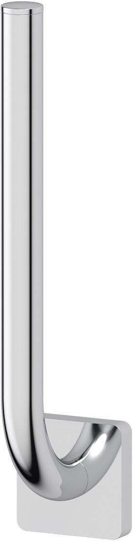Держатель запасных рулонов туалетной бумаги Ellux Avantgarde, цвет: хром. AVA 064610507Аксессуары торговой марки Ellux производятся на заводе ELLUX Gluck s.r.o., имеющем 20-летний опыт работы. Предприятие расположено в Злинском крае, исторически знаменитом своим промышленным потенциалом. Компоненты из всемирно известного богемского хрусталя выгодно дополняют серии аксессуаров. Широкий ассортимент, разнообразие форм, высочайшее качество исполнения и техническое?совершенство продукции отвечают самым высоким требованиям. Продукция завода Ellux представлена на российском рынке уже более 10 лет и за это время успела завоевать заслуженную популярность у покупателей, отдающих предпочтение дорогой и качественной продукции.100% made in Czech Republic Весь цикл производства изделий осуществляется на территории Чешской республики.Высококачественная латунь — дорогостоящий многокомпонентный медный сплав с основным легирующим элементом – цинком. Обладает высокой прочностью и коррозионной стойкостью. Считается лучшим материалом для изготовления аксессуаров, смесителей и другого сантехнического оборудования.Гарантия 15 лет. Длительный срок службы подтверждается 15-ти летней гарантией производителя при условии правильной эксплуатации.Проверенное временем качество продукции завода ELLUX Gluck s.r.o. позволяет производителю гарантировать длительный срок ее эксплуатации. Надежное крепление аксессуаров к стене обусловлено использованием качественных и прочных материалов крепежных элементов и хорошо продуманной конструкцией, разработанной с учетом возможных нагрузок.Премиум качество. Находясь в более доступном ценовом сегменте, аксессуары торговой марки ELLUX обладают всеми качествами продукции PREMIUMПроизведено в Чехии. Завод ELLUX Gluck s.r.o. — единственный производитель аксессуаров на территории Чешской Республики.В производстве аксессуаров используется высокосортная латунь, которая является идеальным материалом для эксплуатации в условиях повышенной влажности. Технически совершенны