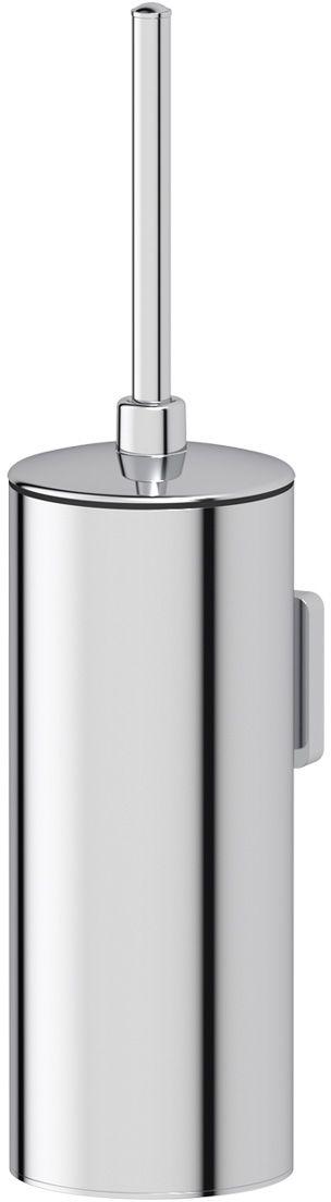 Ершик для унитаза Ellux Avantgarde, настенный, цвет: хром. AVA 073 купить аксессуары для изготовления постижерных изделий