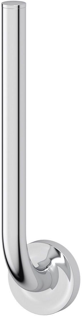 Держатель запасных рулонов туалетной бумаги Ellux Elegance, цвет: хром. ELE 064М 2226Аксессуары торговой марки Ellux производятся на заводе ELLUX Gluck s.r.o., имеющем 20-летний опыт работы. Предприятие расположено в Злинском крае, исторически знаменитом своим промышленным потенциалом. Компоненты из всемирно известного богемского хрусталя выгодно дополняют серии аксессуаров. Широкий ассортимент, разнообразие форм, высочайшее качество исполнения и техническое?совершенство продукции отвечают самым высоким требованиям. Продукция завода Ellux представлена на российском рынке уже более 10 лет и за это время успела завоевать заслуженную популярность у покупателей, отдающих предпочтение дорогой и качественной продукции.100% made in Czech Republic Весь цикл производства изделий осуществляется на территории Чешской республики.Высококачественная латунь — дорогостоящий многокомпонентный медный сплав с основным легирующим элементом – цинком. Обладает высокой прочностью и коррозионной стойкостью. Считается лучшим материалом для изготовления аксессуаров, смесителей и другого сантехнического оборудования.Гарантия 15 лет. Длительный срок службы подтверждается 15-ти летней гарантией производителя при условии правильной эксплуатации.Проверенное временем качество продукции завода ELLUX Gluck s.r.o. позволяет производителю гарантировать длительный срок ее эксплуатации. Надежное крепление аксессуаров к стене обусловлено использованием качественных и прочных материалов крепежных элементов и хорошо продуманной конструкцией, разработанной с учетом возможных нагрузок.Премиум качество. Находясь в более доступном ценовом сегменте, аксессуары торговой марки ELLUX обладают всеми качествами продукции PREMIUMПроизведено в Чехии. Завод ELLUX Gluck s.r.o. — единственный производитель аксессуаров на территории Чешской Республики.В производстве аксессуаров используется высокосортная латунь, которая является идеальным материалом для эксплуатации в условиях повышенной влажности. Технически совершенные 