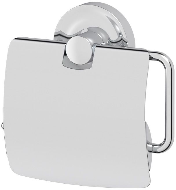 Держатель туалетной бумаги Ellux Elegance, с крышкой, цвет: хром. ELE 066LUX 055Аксессуары торговой марки Ellux производятся на заводе ELLUX Gluck s.r.o., имеющем 20-летний опыт работы. Предприятие расположено в Злинском крае, исторически знаменитом своим промышленным потенциалом. Компоненты из всемирно известного богемского хрусталя выгодно дополняют серии аксессуаров. Широкий ассортимент, разнообразие форм, высочайшее качество исполнения и техническое?совершенство продукции отвечают самым высоким требованиям. Продукция завода Ellux представлена на российском рынке уже более 10 лет и за это время успела завоевать заслуженную популярность у покупателей, отдающих предпочтение дорогой и качественной продукции.100% made in Czech Republic Весь цикл производства изделий осуществляется на территории Чешской республики.Высококачественная латунь — дорогостоящий многокомпонентный медный сплав с основным легирующим элементом – цинком. Обладает высокой прочностью и коррозионной стойкостью. Считается лучшим материалом для изготовления аксессуаров, смесителей и другого сантехнического оборудования.Гарантия 15 лет. Длительный срок службы подтверждается 15-ти летней гарантией производителя при условии правильной эксплуатации.Проверенное временем качество продукции завода ELLUX Gluck s.r.o. позволяет производителю гарантировать длительный срок ее эксплуатации. Надежное крепление аксессуаров к стене обусловлено использованием качественных и прочных материалов крепежных элементов и хорошо продуманной конструкцией, разработанной с учетом возможных нагрузок.Премиум качество. Находясь в более доступном ценовом сегменте, аксессуары торговой марки ELLUX обладают всеми качествами продукции PREMIUMПроизведено в Чехии. Завод ELLUX Gluck s.r.o. — единственный производитель аксессуаров на территории Чешской Республики.В производстве аксессуаров используется высокосортная латунь, которая является идеальным материалом для эксплуатации в условиях повышенной влажности. Технически совершенные конст