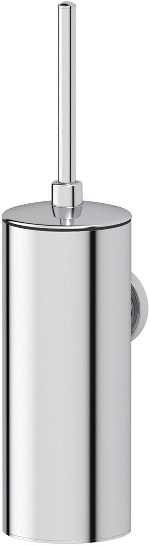 Ершик для унитаза Ellux Elegance, настенный, цвет: хром. ELE 073 купить аксессуары для изготовления постижерных изделий