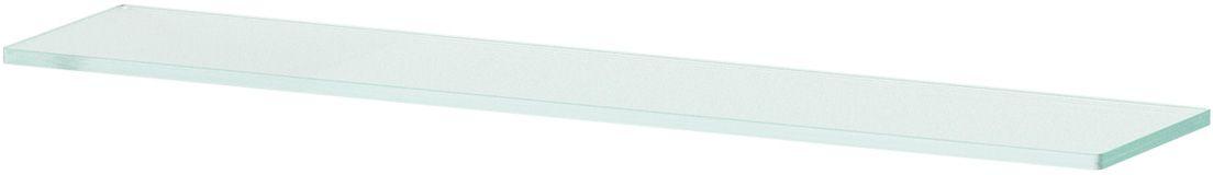 Полка для ванной Ellux, 60 см, для AVA 033, цвет: матовое стекло. ELU 0187086Аксессуары торговой марки Ellux производятся на заводе ELLUX Gluck s.r.o., имеющем 20-летний опыт работы. Предприятие расположено в Злинском крае, исторически знаменитом своим промышленным потенциалом. Компоненты из всемирно известного богемского хрусталя выгодно дополняют серии аксессуаров. Широкий ассортимент, разнообразие форм, высочайшее качество исполнения и техническое?совершенство продукции отвечают самым высоким требованиям. Продукция завода Ellux представлена на российском рынке уже более 10 лет и за это время успела завоевать заслуженную популярность у покупателей, отдающих предпочтение дорогой и качественной продукции.100% made in Czech Republic Весь цикл производства изделий осуществляется на территории Чешской республики.В производстве полок используется высококачественное матированное стекло марки Satinovo Mate Clear.Saint-Gobain Glass признанный мировой лидер в производстве высококачественного стекла, поэтому для производства стеклянных полок применяется матовое стекло «Satinovo Mate Clear» 8 мм именно этого производителя.Стеклянные полки производятся из высококачественного матового стекла 8 мм «Satinovo Mate Clear» завода Saint-Gobain Glass Deutschland GMBH. Остальные стеклянные компоненты изготовлены из богемского хрусталя фабрики Crystal Bohemia, a.s.Варианты комплектации. Покупателям предоставляется возможность выбирать хрустальные компоненты (стакан, мыльница, дозатор жидкого мыла) в матовом и прозрачном исполнении. Обратите внимание, что хрустальные колбы туалетного ерша и стеклянные полки предлагаются только в матовом исполнении.Проверенное временем качество продукции завода ELLUX Gluck s.r.o. позволяет производителю гарантировать длительный срок ее эксплуатации. Премиум качество. Находясь в более доступном ценовом сегменте, аксессуары торговой марки ELLUX обладают всеми качествами продукции PREMIUMПроизведено в Чехии. Завод ELLUX Gluck s.r.o. — единственный производит