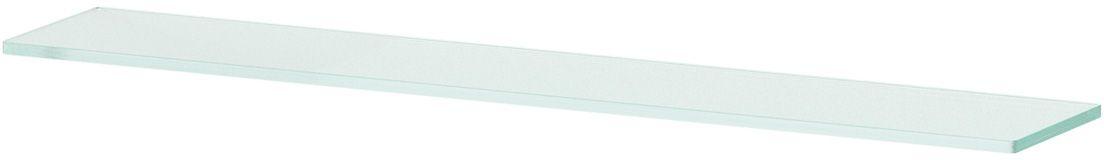 Полка для ванной Ellux, 70 см, для AVA 033, цвет: матовое стекло. ELU 020STI 507Аксессуары торговой марки Ellux производятся на заводе ELLUX Gluck s.r.o., имеющем 20-летний опыт работы. Предприятие расположено в Злинском крае, исторически знаменитом своим промышленным потенциалом. Компоненты из всемирно известного богемского хрусталя выгодно дополняют серии аксессуаров. Широкий ассортимент, разнообразие форм, высочайшее качество исполнения и техническое?совершенство продукции отвечают самым высоким требованиям. Продукция завода Ellux представлена на российском рынке уже более 10 лет и за это время успела завоевать заслуженную популярность у покупателей, отдающих предпочтение дорогой и качественной продукции.100% made in Czech Republic Весь цикл производства изделий осуществляется на территории Чешской республики.В производстве полок используется высококачественное матированное стекло марки Satinovo Mate Clear.Saint-Gobain Glass признанный мировой лидер в производстве высококачественного стекла, поэтому для производства стеклянных полок применяется матовое стекло «Satinovo Mate Clear» 8 мм именно этого производителя.Стеклянные полки производятся из высококачественного матового стекла 8 мм «Satinovo Mate Clear» завода Saint-Gobain Glass Deutschland GMBH. Остальные стеклянные компоненты изготовлены из богемского хрусталя фабрики Crystal Bohemia, a.s.Варианты комплектации. Покупателям предоставляется возможность выбирать хрустальные компоненты (стакан, мыльница, дозатор жидкого мыла) в матовом и прозрачном исполнении. Обратите внимание, что хрустальные колбы туалетного ерша и стеклянные полки предлагаются только в матовом исполнении.Проверенное временем качество продукции завода ELLUX Gluck s.r.o. позволяет производителю гарантировать длительный срок ее эксплуатации. Премиум качество. Находясь в более доступном ценовом сегменте, аксессуары торговой марки ELLUX обладают всеми качествами продукции PREMIUMПроизведено в Чехии. Завод ELLUX Gluck s.r.o. — единственный произво