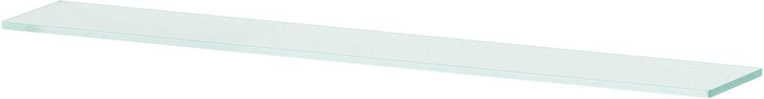 Полка для ванной Ellux, 80 см, для AVA 033, цвет: матовое стекло. ELU 022LUX 073Аксессуары торговой марки Ellux производятся на заводе ELLUX Gluck s.r.o., имеющем 20-летний опыт работы. Предприятие расположено в Злинском крае, исторически знаменитом своим промышленным потенциалом. Компоненты из всемирно известного богемского хрусталя выгодно дополняют серии аксессуаров. Широкий ассортимент, разнообразие форм, высочайшее качество исполнения и техническое?совершенство продукции отвечают самым высоким требованиям. Продукция завода Ellux представлена на российском рынке уже более 10 лет и за это время успела завоевать заслуженную популярность у покупателей, отдающих предпочтение дорогой и качественной продукции.100% made in Czech Republic Весь цикл производства изделий осуществляется на территории Чешской республики.В производстве полок используется высококачественное матированное стекло марки Satinovo Mate Clear.Saint-Gobain Glass признанный мировой лидер в производстве высококачественного стекла, поэтому для производства стеклянных полок применяется матовое стекло «Satinovo Mate Clear» 8 мм именно этого производителя.Стеклянные полки производятся из высококачественного матового стекла 8 мм «Satinovo Mate Clear» завода Saint-Gobain Glass Deutschland GMBH. Остальные стеклянные компоненты изготовлены из богемского хрусталя фабрики Crystal Bohemia, a.s.Варианты комплектации. Покупателям предоставляется возможность выбирать хрустальные компоненты (стакан, мыльница, дозатор жидкого мыла) в матовом и прозрачном исполнении. Обратите внимание, что хрустальные колбы туалетного ерша и стеклянные полки предлагаются только в матовом исполнении.Проверенное временем качество продукции завода ELLUX Gluck s.r.o. позволяет производителю гарантировать длительный срок ее эксплуатации. Премиум качество. Находясь в более доступном ценовом сегменте, аксессуары торговой марки ELLUX обладают всеми качествами продукции PREMIUMПроизведено в Чехии. Завод ELLUX Gluck s.r.o. — единственный произво