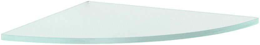 Полка для ванной Ellux, угловая, 26 см, цвет: матовое стекло. ELU 023STI 516Аксессуары торговой марки Ellux производятся на заводе ELLUX Gluck s.r.o., имеющем 20-летний опыт работы. Предприятие расположено в Злинском крае, исторически знаменитом своим промышленным потенциалом. Компоненты из всемирно известного богемского хрусталя выгодно дополняют серии аксессуаров. Широкий ассортимент, разнообразие форм, высочайшее качество исполнения и техническое?совершенство продукции отвечают самым высоким требованиям. Продукция завода Ellux представлена на российском рынке уже более 10 лет и за это время успела завоевать заслуженную популярность у покупателей, отдающих предпочтение дорогой и качественной продукции.100% made in Czech Republic Весь цикл производства изделий осуществляется на территории Чешской республики.В производстве полок используется высококачественное матированное стекло марки Satinovo Mate Clear.Saint-Gobain Glass признанный мировой лидер в производстве высококачественного стекла, поэтому для производства стеклянных полок применяется матовое стекло «Satinovo Mate Clear» 8 мм именно этого производителя.Стеклянные полки производятся из высококачественного матового стекла 8 мм «Satinovo Mate Clear» завода Saint-Gobain Glass Deutschland GMBH. Остальные стеклянные компоненты изготовлены из богемского хрусталя фабрики Crystal Bohemia, a.s.Варианты комплектации. Покупателям предоставляется возможность выбирать хрустальные компоненты (стакан, мыльница, дозатор жидкого мыла) в матовом и прозрачном исполнении. Обратите внимание, что хрустальные колбы туалетного ерша и стеклянные полки предлагаются только в матовом исполнении.Проверенное временем качество продукции завода ELLUX Gluck s.r.o. позволяет производителю гарантировать длительный срок ее эксплуатации. Премиум качество. Находясь в более доступном ценовом сегменте, аксессуары торговой марки ELLUX обладают всеми качествами продукции PREMIUMПроизведено в Чехии. Завод ELLUX Gluck s.r.o. — единственный производите