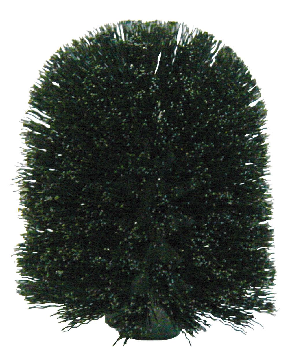 Щетка для ершика Axentia, сменная, цвет: черный, диаметр 8 см282293Щетка для ершика Axentia изготовлена из высококачественного пластика. Изделие является необходимой вещью, поскольку со временем ершик для унитаза теряет свои свойства, загрязняется и приходит в негодность. Резьба щетки подходит ко всем туалетным гарнитурам tm Axentia и tm TOP STAR, а так же к большинству других ершей, а классический диаметр 8 см является самым распространенным среди гарнитур. Внутренний диаметр резьбы: 1,2 см.