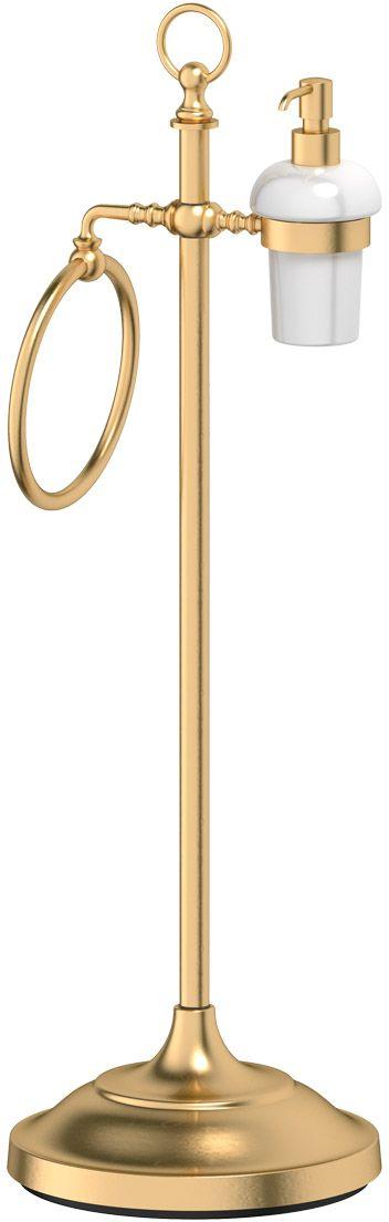 Стойка комбинированная для биде 3SC  Stilmar Un , цвет: матовое золото. STI 332 - Аксессуары для туалетной комнаты