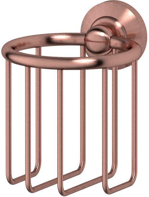 Держатель для освежителя воздуха 3SC  Stilmar , цвет: античная медь. STI 623 - Аксессуары для туалетной комнаты