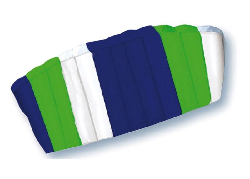 Воздушный змей Simba Sky Artist, цвет: синий, белый, зеленый, 120 см х 55