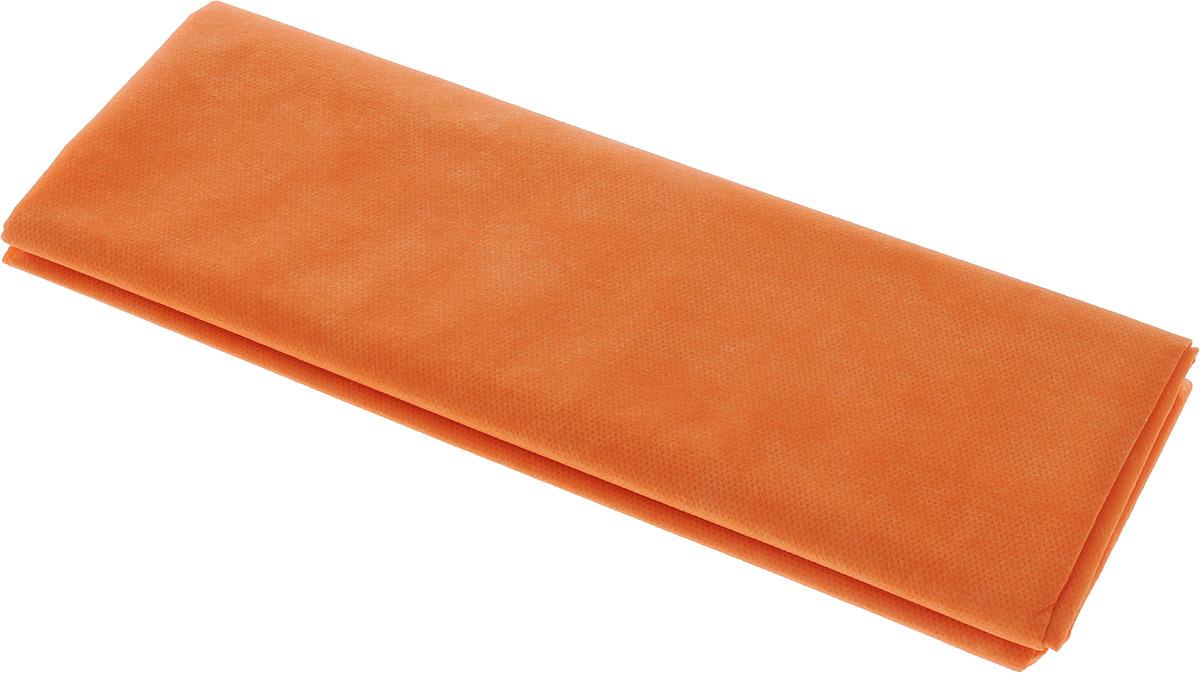 Скатерть Скатерочка, одноразовая, цвет: оранжевый, 110 х 140 смAS 25Одноразовая скатерть Скатерочка изготовлена из полипропилена.Предназначена для украшения стола, для проведения пикников имероприятий. Нетканый материал препятствует образованию следов от горячей посуды.Одноразовая скатерть Скатерочка - идеальное решение для дома или дачи.Размер скатерти: 110 х 140 см.