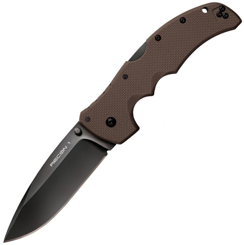 Нож складной Cold Steel  Recon 1 , общая длина 23,8 см. CS/27TLSVF - Ножи и мультитулы
