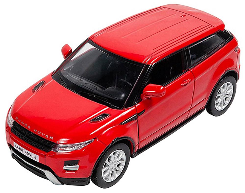 Pitstop Модель автомобиля Range Rover Evoque цвет красный игрушка pitstop land rover range rover sport black ps 554007 bl