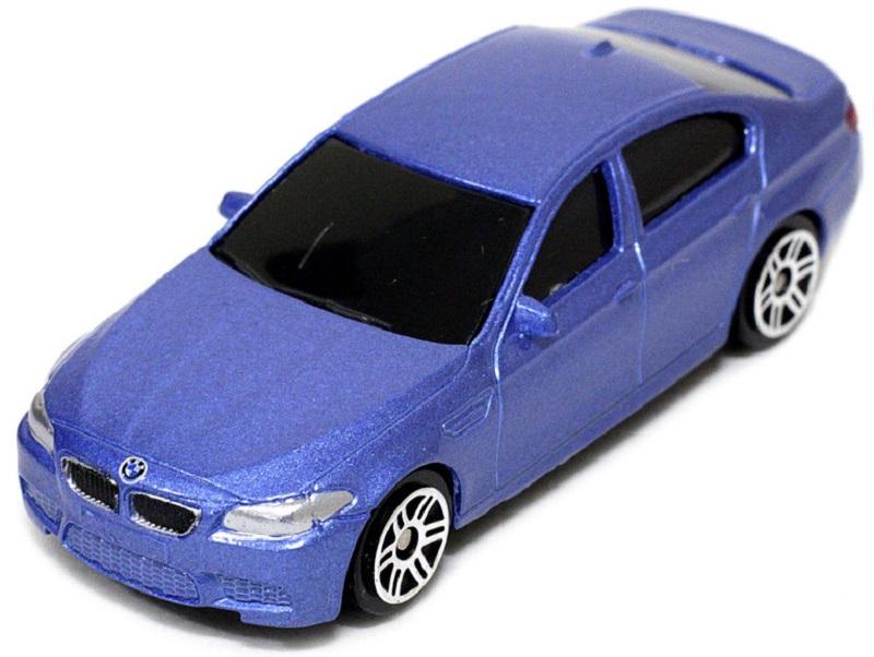 Pitstop Модель автомобиля BMW M5 цвет синий