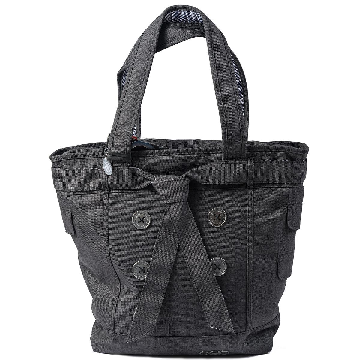 Сумка женская OGIO Fashion. Hamptons Tote (A/S), цвет: черный. 031652163508101248Стильная и невероятно практичная сумка OGIO Fashion. Hamptons Tote (A/S) со специальным отделением для ноутбука и множеством карманов для разного рода предметов станет незаменимым спутником в походах на работу или поездках. Эта модель изготовлена из суперпрочного материала, поэтому служить она будет вам очень долго. А за счет оптимальных размеров и хорошего объема в нее поместятся все необходимые вам вещи.