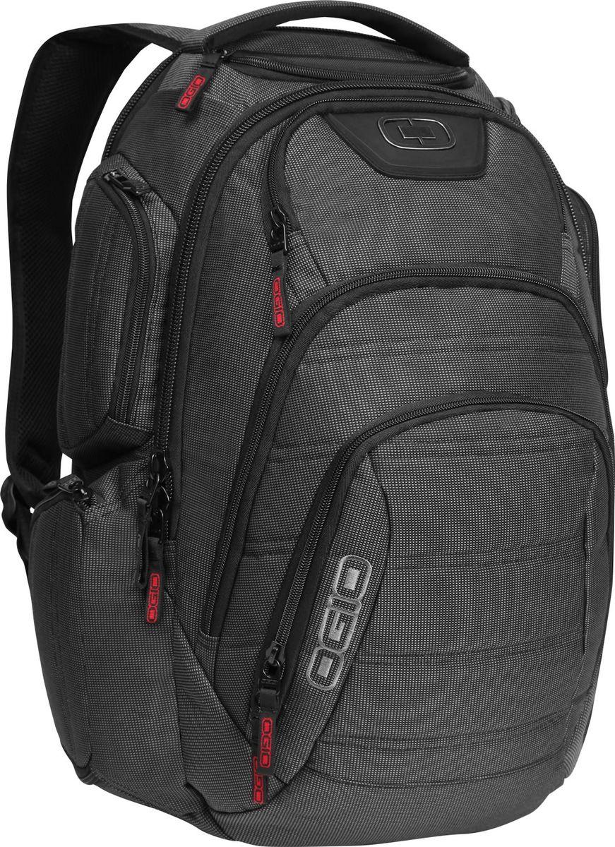Рюкзак городской OGIO Professional. Renegade Rss Pack (A/S), цвет: темно-серый. 031652179394 rss php