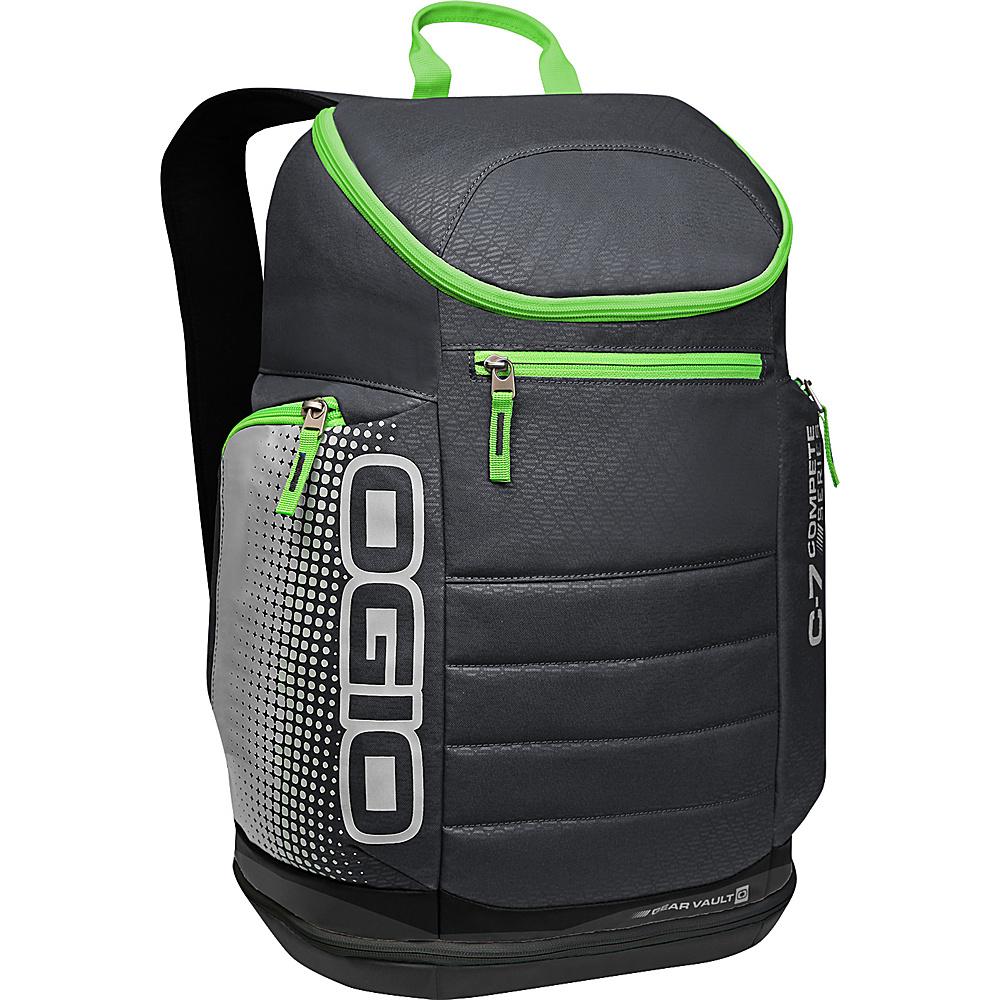 Рюкзак городской OGIO Active. C7 Sport Pack (A/S), цвет: черный, салатовый. 031652226821031652226821Городской рюкзак Active. C7 Sport Pack (A/S) - это удобнейший рюкзак для занятий спортом с огромным основным отделением и несколькими внешними карманами. Туда поместится экипировка практически для любого вида спорта. OGIO - высокотехнологичный продукт от американского производителя. Вместимые сумки для путешествий, работы и отдыха, специальная коллекция городских сумок для женщин, жесткие боксы под мелкий инвентарь и многое другое.