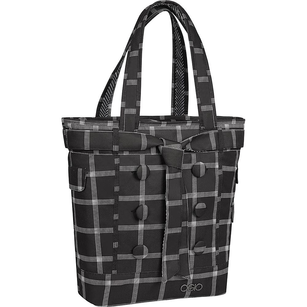 Сумка женская OGIO Fashion. Hamptons Tote (A/S), цвет: темно-серый. 03165222740871069с-2Стильная и невероятно практичная сумка со специальным отделение для ноутбука и множеством карманов для разного рода предметов. Эта модель изготовлена из суперпрочного материала, поэтому служить она будет Вам очень долго. А за счет оптимальных размеров и хорошего объема в нее поместятся все необходимые Вам вещи.