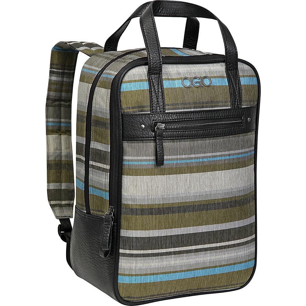 Рюкзак городской OGIO Active. Sophia Pack (A/S), цвет: серый, черный. 031652227491ГризлиOGIO SOPHIA Стильный и вместительный женский рюкзак . Основное отделение содержит отделение для ноутбука и планшета, карманы-органайзеры и карман на молнии.