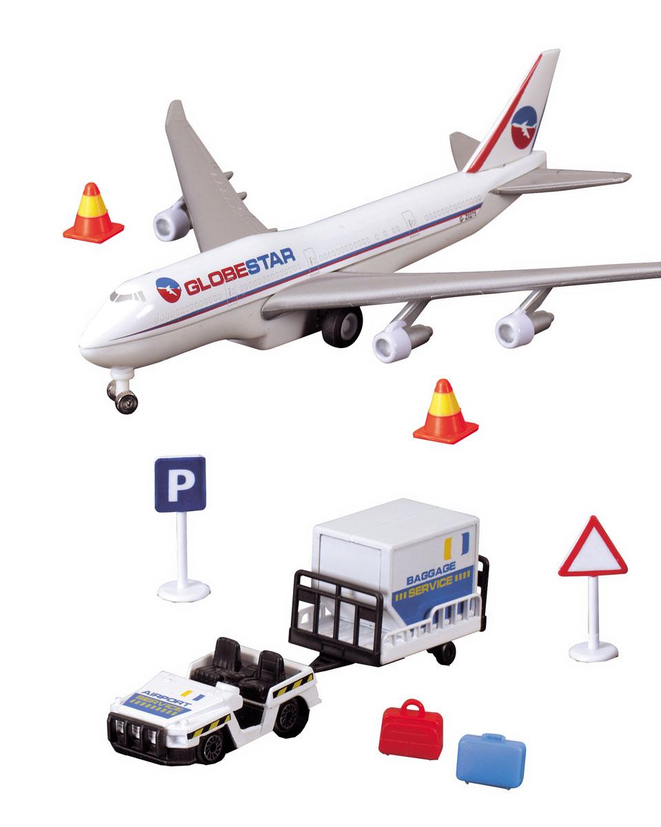Dickie Toys Игровой набор Аэропорт dickie toys игровой набор маяк