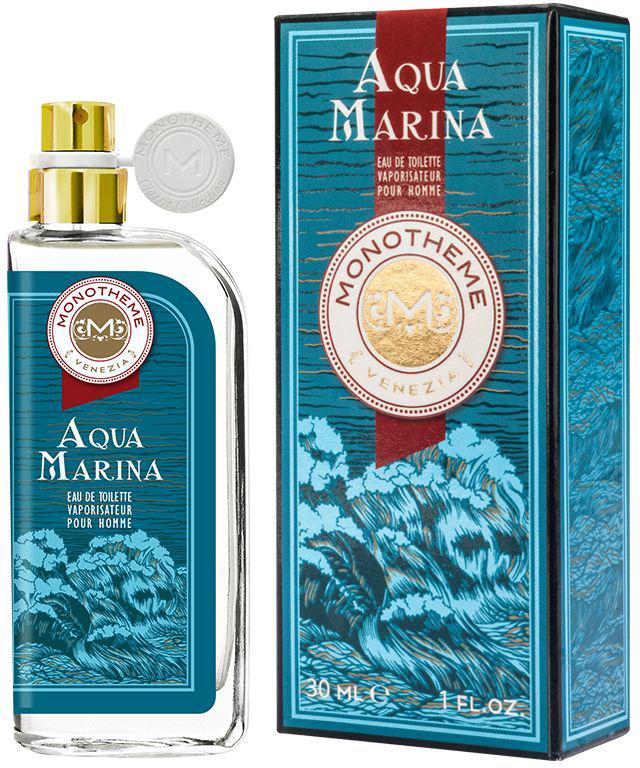 Monotheme Туалетная вода мужская Monotheme Classic Aqua Marina, 30 мл191266Этот аромат богат контрастами – свежие, искрящиеся верхние ноты оттеняют ароматические ноты сердца подготавливая нас к кульминационному звучанию обволакивающей чувственности базовых нот. Все это придает парфюму яркий, незабываемый характер.