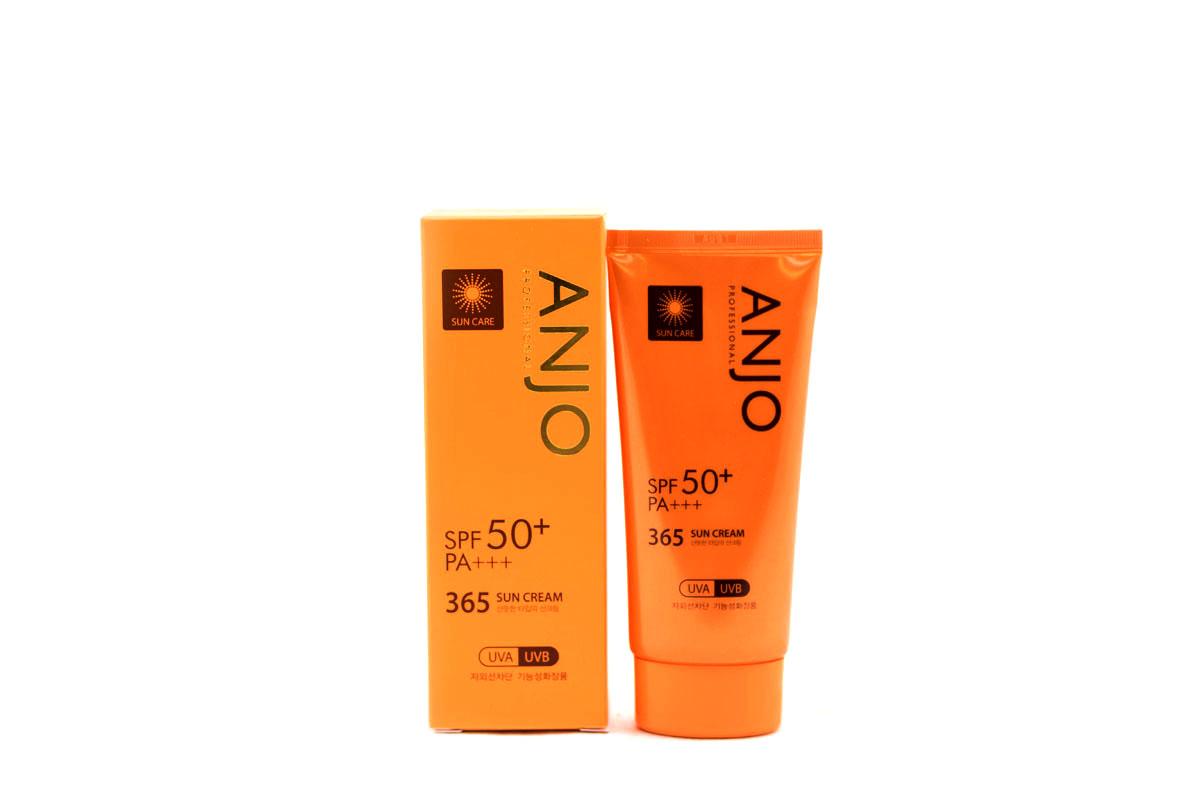 Anjо Professional Солнцезащитный крем 365, SPF 50, PA +++, 70 мл563204