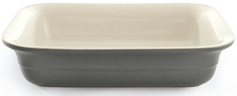Блюдо для выпечки BergHOFF, прямоугольное, 32 х 24 смFS-91909Прямоугольное блюдо для выпечки BergHOFF изготовлено из жаропрочной глазурованной керамики, что обеспечивает оптимальное распределение тепла. Подходит для запекания различных блюд. Может быть использовано для подачи запеченных и охлажденных блюд на стол. Подходит для использования в СВЧ и духовом шкафу. Можно мыть в посудомоечной машине. Размер блюда (ДхШ): 32 х 24 см.